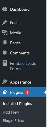 1 - Firmbee Lead Forms