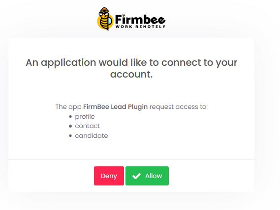 4 - Firmbee Lead Forms