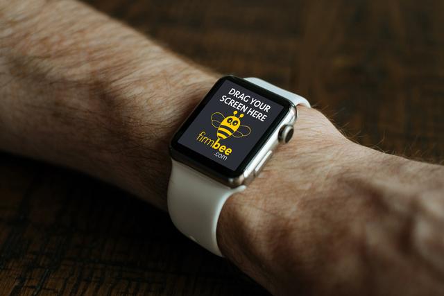 Apple Smartwatch psd
