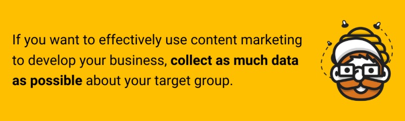 text_on_data_of_target_group