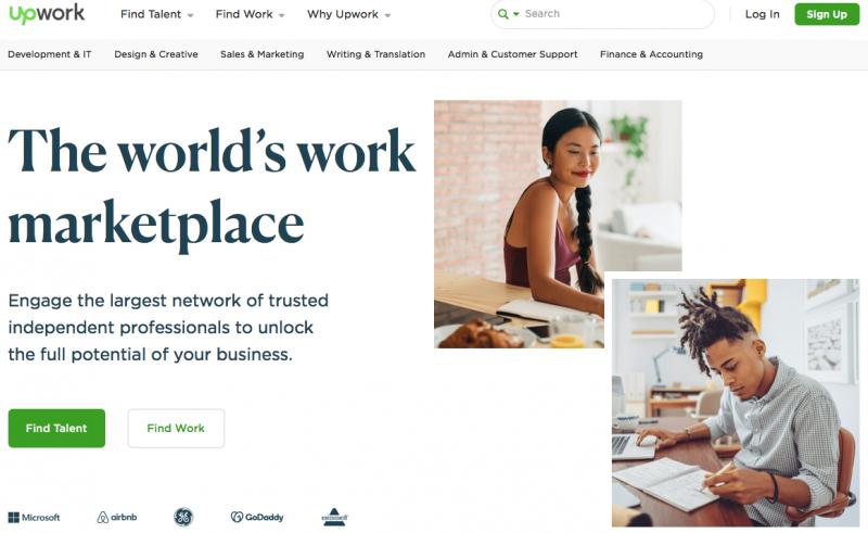 Zrzut ekranu 2021 03 19 o 08.40.46 800x491 - Top 15 Best Freelance Websites for Beginners in 2021