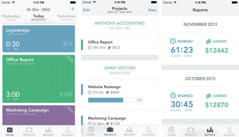 best time tracking apps 2021
