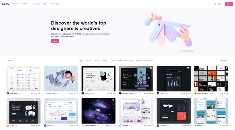 how_to_get_into_dribbble