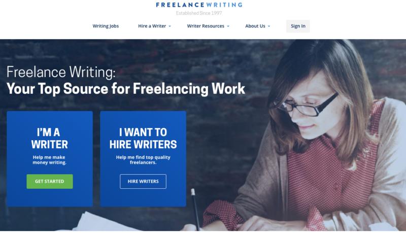 popular websites for freelancers.
